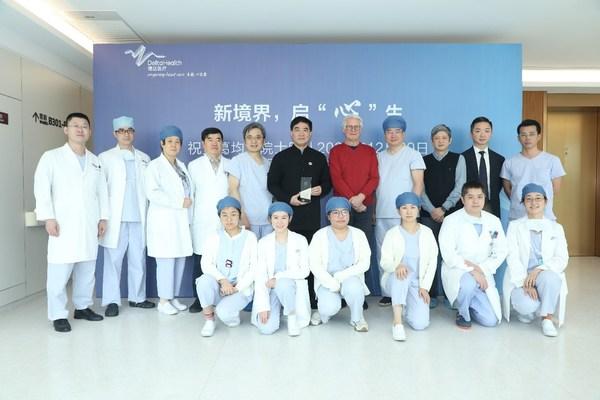 上海首例SAPIEN 3经导管主动脉瓣膜在上海德达医院成功植入