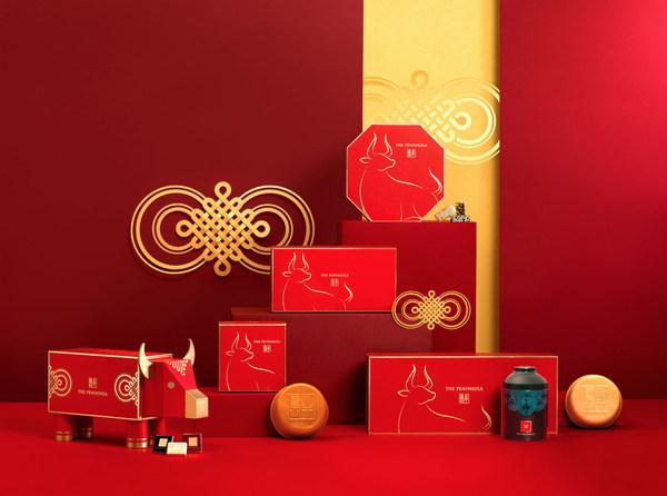 半島精品店台灣於2021新年推出多款經典禮盒,滿足頂級送禮需求,歡迎至各大百貨專櫃或官網選購