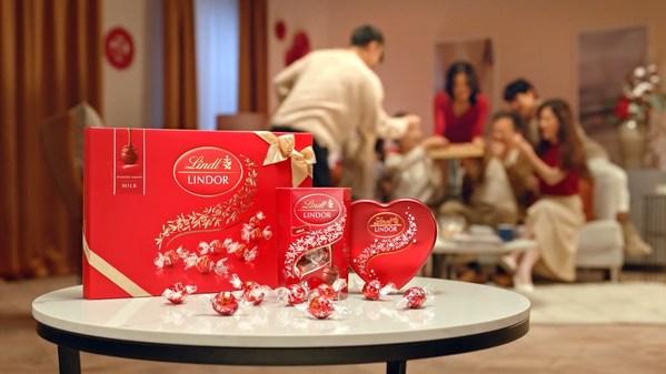 新年甄选好礼 瑞士莲LINDOR软心巧克力