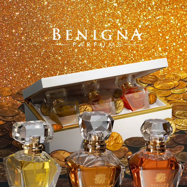 Exquisite Fragrance Collection by Benigna Parfums
