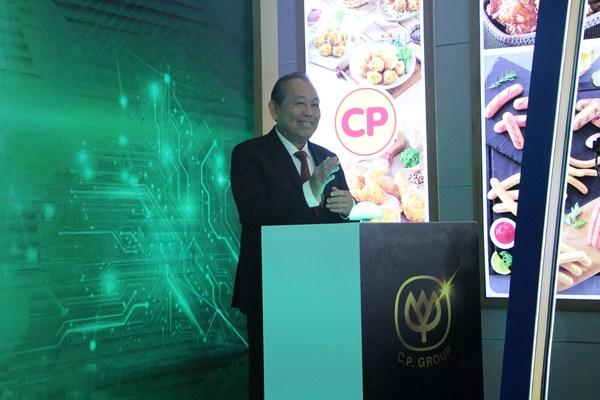 C.P Vietnam Livestock JSC傘下のCPV Foodが東南アジア最大の輸出鶏肉加工場複合施設の操業を開始