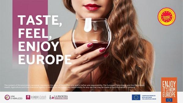 '유럽 지속 가능한 와인' 캠페인의 시작