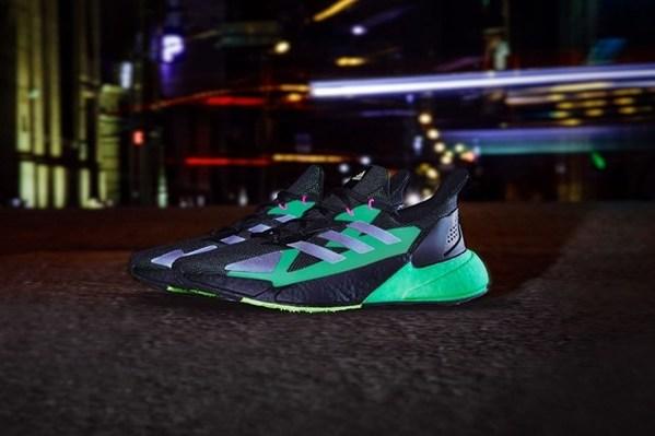 闪现未来 开启进阶表现 阿迪达斯推出X9000 L4系列跑鞋