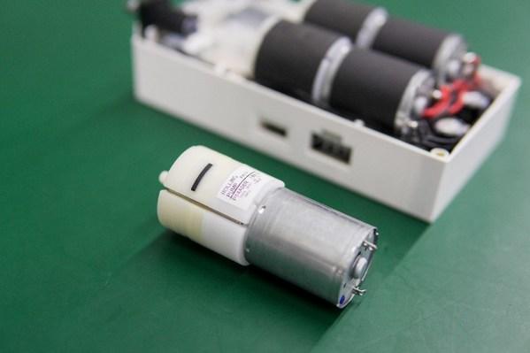 日本进口气泵与血压模块