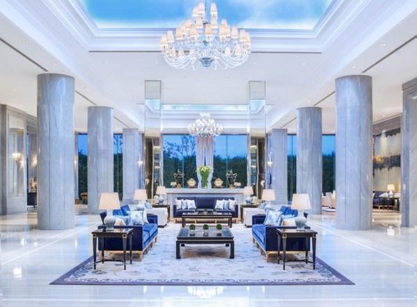 绿城与万豪集团就杭州绿城尊蓝钱江豪华精选酒店达成特许经营合作