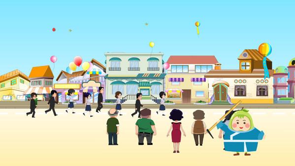 台湾历史系列动画片《圆圆寻亲历险记》第四集发布