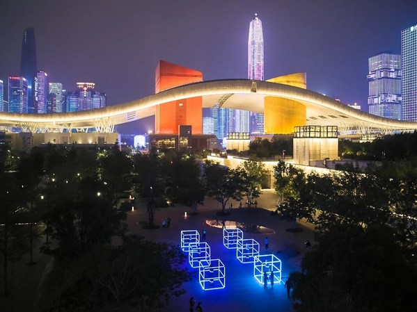 GLOW SHENZHEN 2020 opens: an exploration of art by the Chinese