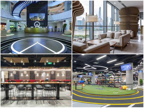 ATLAS 寰图引入寰图健身房、寰图厨房等生活业态,为客户打造优质的工作和生活体验