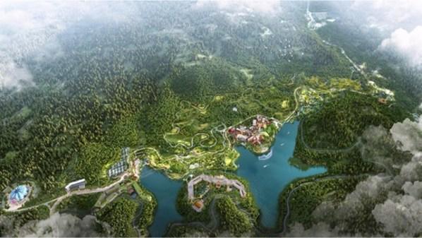 君澜入驻上饶,守护森林,打造全球领先的动物主题休闲度假体验