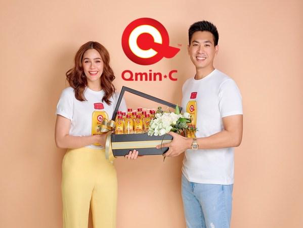 泰国保健饮品新秀QminC新冠疫情期间销量激增
