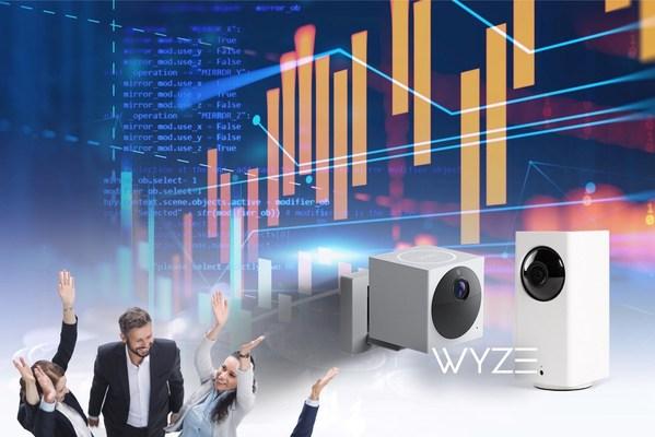 物聯智慧年營收締造新高,攜手北美新創品牌Wyze攻佔亞馬遜電商No.1寶座