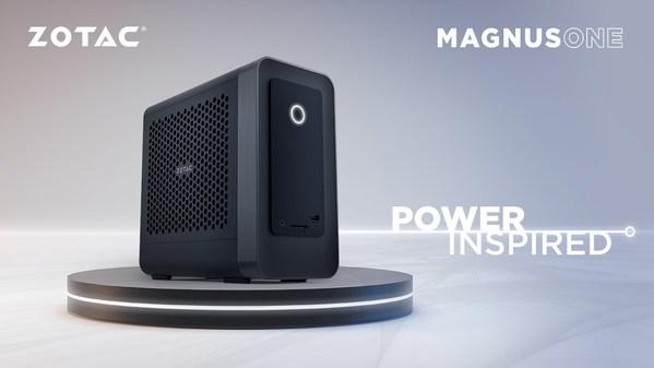 次世代グラフィックスによりパワーインスパイアされた「MAGNUS ONE」を発表