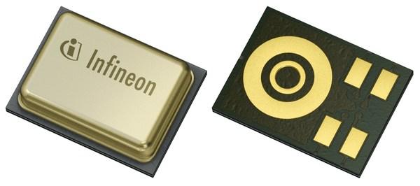 Infineon, hãng dẫn đầu thị trường micrô MEMS đã ra mắt các công nghệ mới giúp cải thiện hơn nữa hiệu suất âm thanh và mức tiêu thụ điện năng