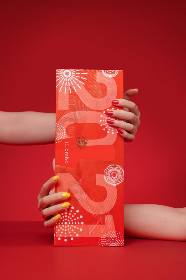 水性指彩新年定制礼盒 -- 牛气冲天礼盒