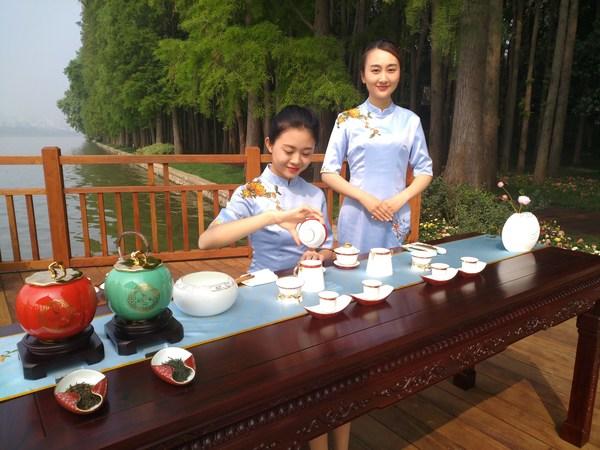 2018年八马茶业服务东湖茶叙