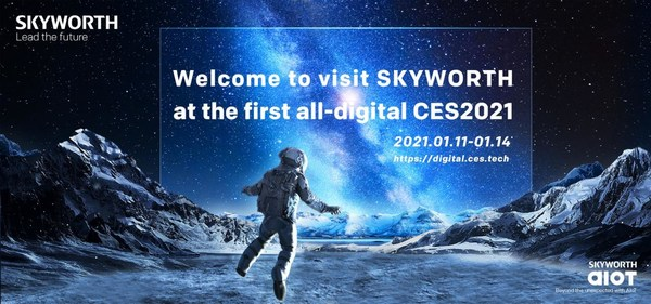 SKYWORTH Announces 2021 Product Lineup and Reaffirms Commitment to the US Market at CES 2021