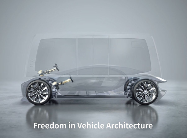 "Mando Corporation introduced the new vision of ""Freedom in Mobility"" at CES 2021"