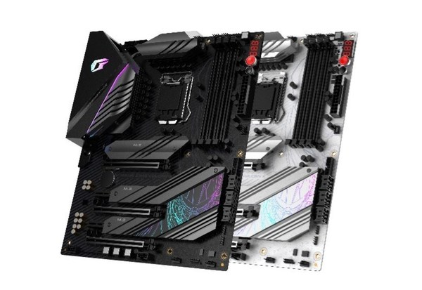 iGame Z590 Vulcan X/ iGame Z590 Vulcan W