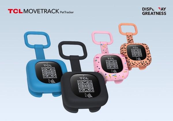 TCL MOVETRACK宠物智能追踪器