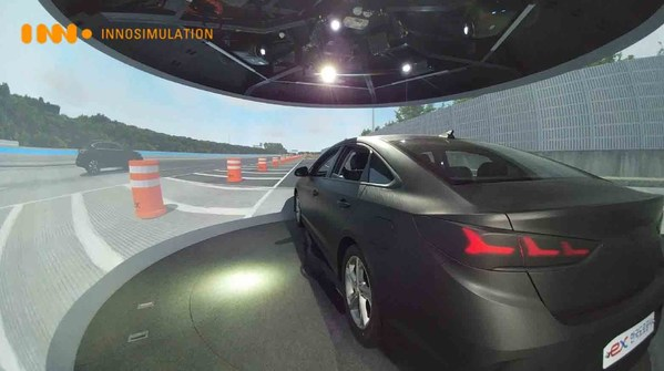 VR Simulator Specialist INNOSIMULATION's Motion Control System CMMI Level 3 Certification
