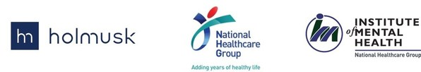 Holmusk、新加坡國立健保集團(NHG)和新加坡心理衛生學院(IMH)