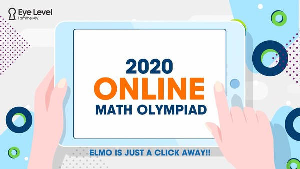 2020 Eye Level Math Olympiad Successfully Held Online