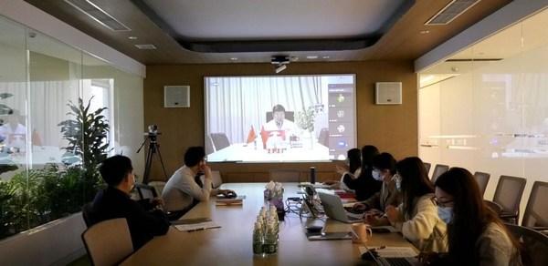中国首个进口干细胞临床试验正式启动