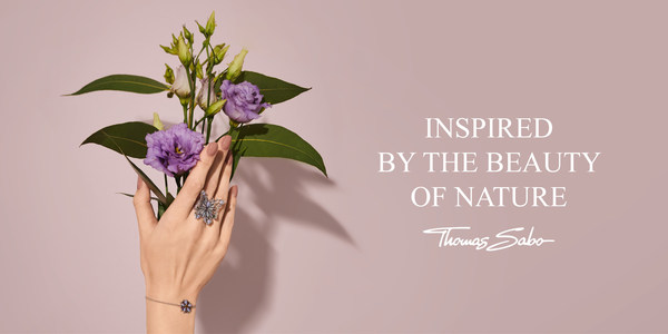 An Homage to Nature: THOMAS SABO launches the Spring/Summer Collections 2021