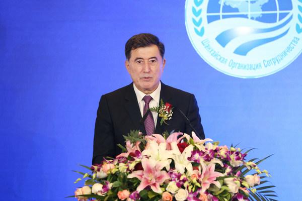 SCO 사무국장 Vladimir Norov