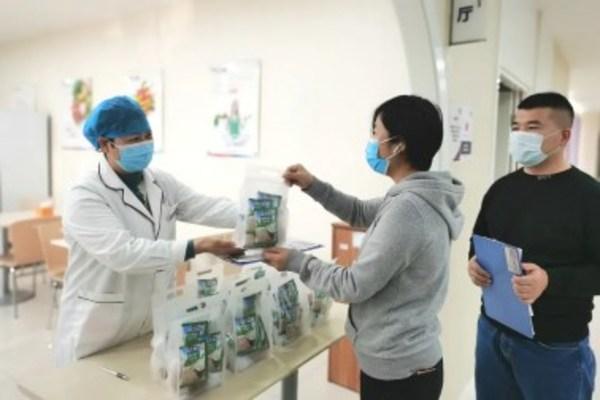美年健康携手中国健康促进基金会 均衡膳食公众教育传播预防理念