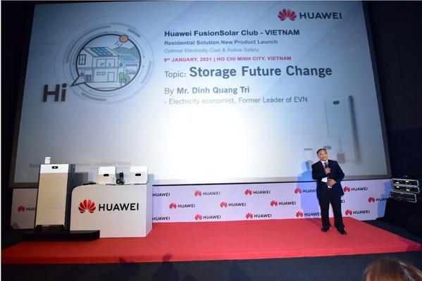 Solusi Smart PV untuk Hunian dari Huawei Membantu Rumah Tangga di Vietnam dalam Mengoptimalkan Pemanfaatan Energi Surya