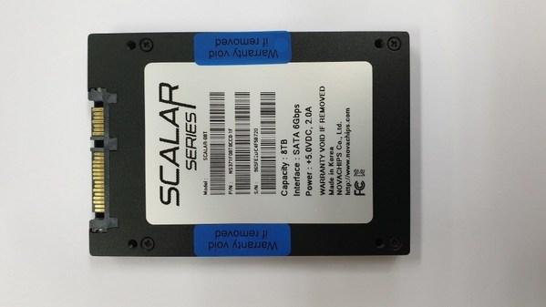 FIPS-140-2 CMVP certification on super-density 8TB military-grade SSD