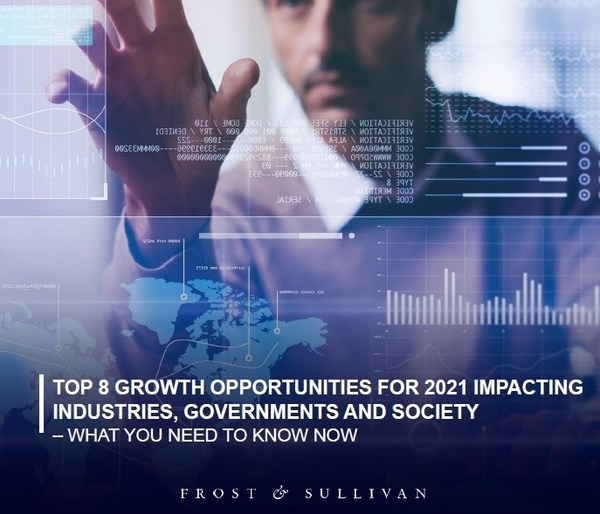 8 Global Shifts for 2021 Reshaping Industries, Governments and Society