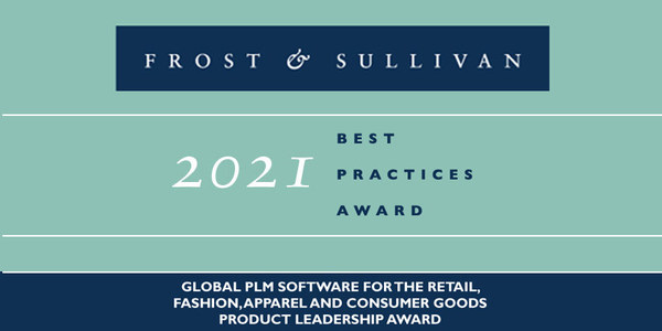 Centric Software Receives Frost & Sullivan Customer Value Leadership Award