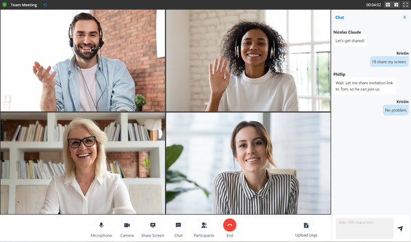 Yeastar Kicks Off 2021 by Introducing Video Conferencing and WebRTC