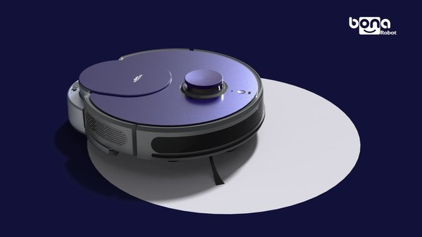 BONA Released Two Latest Household Robot Vacuum Cleaners at CES 2021