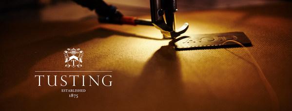 英国经典皮具品牌TUSTING:一百四十年匠心传承深受英国皇室青睐