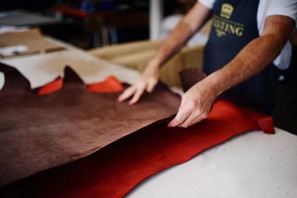 英国经典皮具品牌TUSTING:一百四十年匠心传承 深受英国皇室青睐