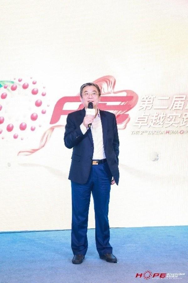 北京大学血液病研究所所长黄晓军教授