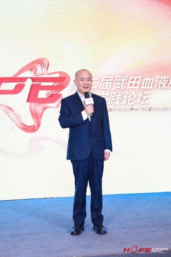 苏州大学附属第一医院血液科主任吴德沛教授