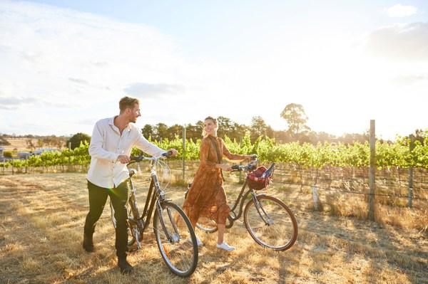 호주 주말 와인 여행 - 캔버라 디스트릭트의 시골 셀러 도어들