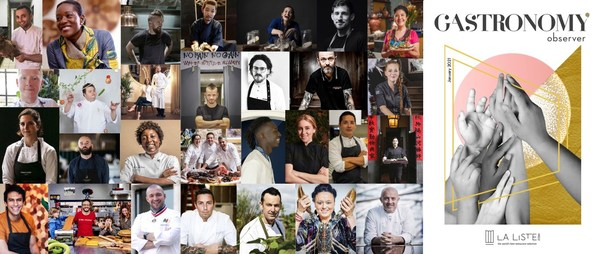 La Liste 2021 Special Awards' winners - Cover of Gastronomy Observer