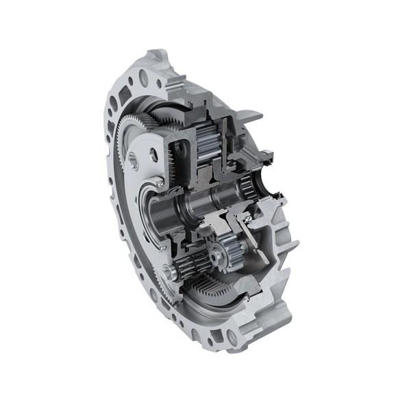 舍弗勒电桥驱动采用了滚珠轴承,该产品自2018年起应用于奥迪e-tron车型。