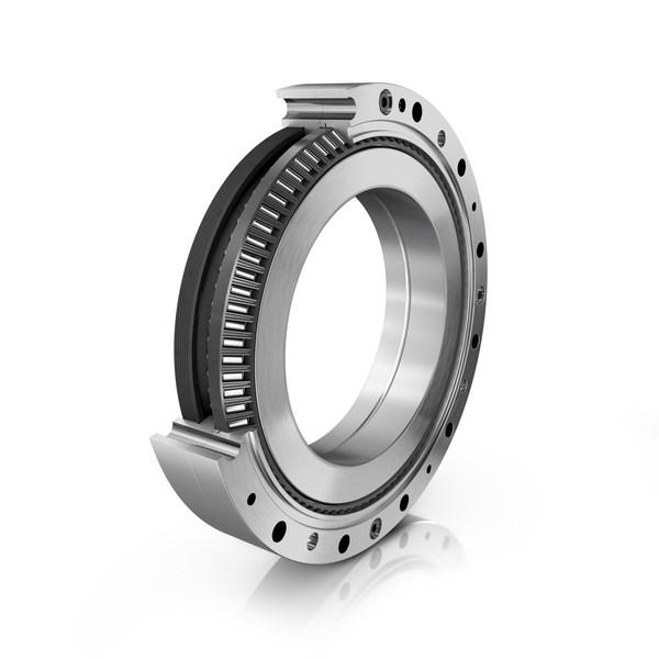 舍弗勒XZU角接触滚针轴承广泛应用于轻量化机器人和协作机器人中。