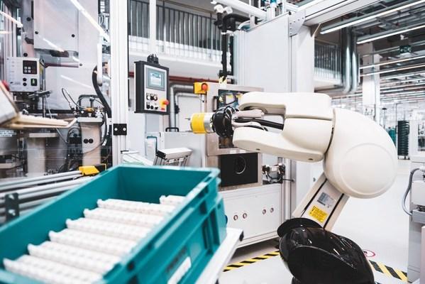 滚针轴承在轻量级机器人等未来发展领域同样发挥重要作用,在满足刚度要求的同时还可以实现紧凑的设计。
