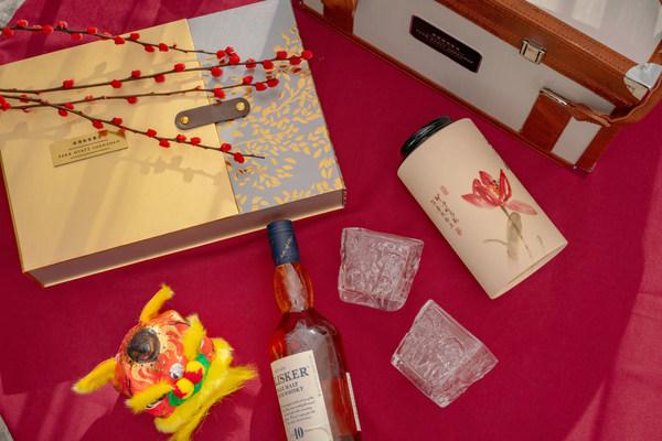 匠心融入的新年期许 深圳柏悦酒店榕阁中餐厅手工年糕礼盒