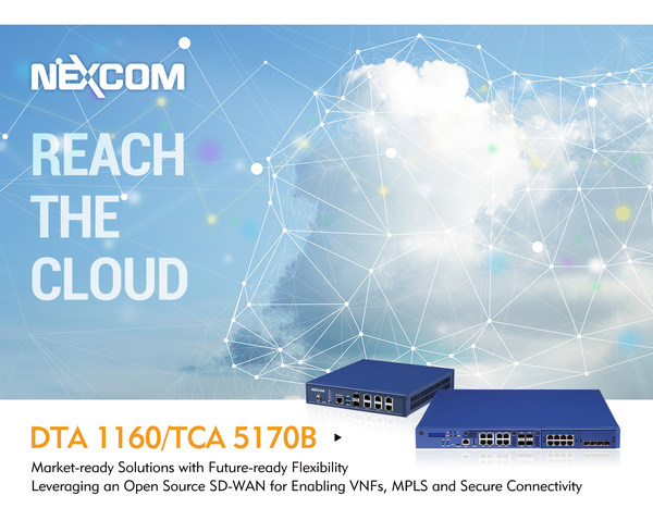 NEXCOM and Enea Launch Open Source Software Kit with flexiWAN for Secure SD-WAN