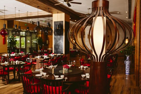三亚香格里拉度假酒店江南鲜中餐厅