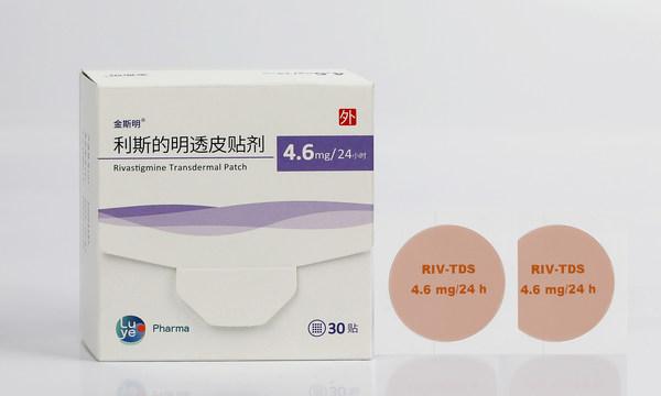 绿叶制药阿尔茨海默病进口药品金斯明(R)开出首张处方