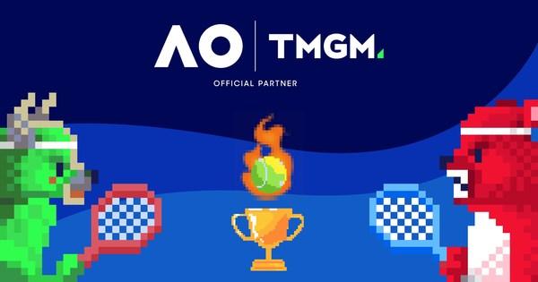 Chơi Game Để Thắng Bonus Giao Dịch Khổng Lồ: TMGM, Nhà Tài Trợ Chính Thức Của Australia Open, Ra Mắt Giải Đấu Game Tennis Online.